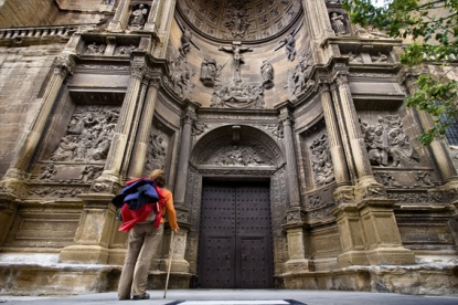 Viana_portico_santamaria_Patxi_Uriz