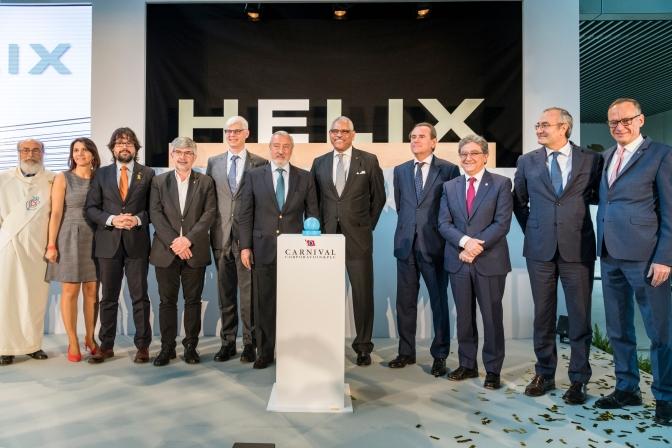 Inauguración de la Terminal Helix de Carnival Corporation (1)